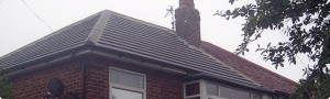 Replaced Pitched Roof